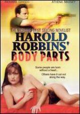 Harold Robbins: Body Parts (DVD) NEW