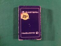 VINTAGE EASTERN AIRLINES BRIDGE SIZE PLAYING CARD DECK