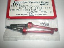 KYOSHO TF222 Cardans homocinétiques à billes  ( 41 mm ) TF6