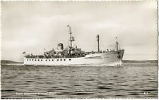 Scillonian 2-operated Penzance to Scilly 1956-1977(J.Gibson 213)Real Photograph