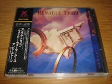 Rumble Tribe  -  Fire, Water, Earth & Stone  -  Japan !!!!!!!!