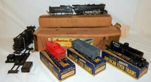 1947 American Flyer Set 4607 Pennsylvania Freight Train BOXED 312 K5 S-I-T S