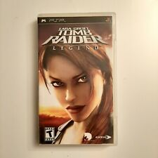 Sony psp umd game Lara Croft Tomb Raider  Legend