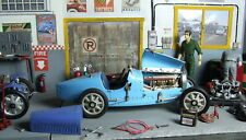 Franklin Mint Bugatti type 35 1924 1/24