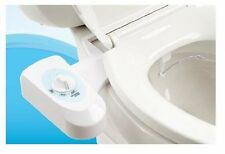 Pure Clean Fresh Water Spray NonElectric Mechanical Bidet Toilet Seat Attachment