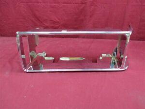 NOS OEM Chevrolet Caprice Chrome Headlamp Light Bezel 1987 -1990 Left Hand