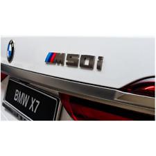 Genuine BMW X7 G07 M50i Rear Cerium Gray Trunk Badge Emblem 51148093998 New