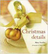 Christmas Details: 1, Excellent Books