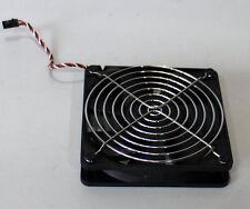 04-13-02323 Lüfter Fan JMC Datech 1225-12HBA + Lüftergitter 12V 0,6A 120x120x27