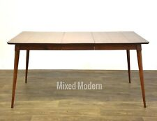 MCM Maple Extendable Dining Table