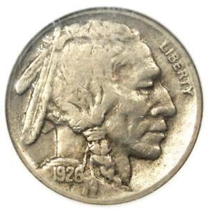 1926-S Buffalo Nickel 5C - Certified NGC VF30 - Rare Key Date Buffalo!