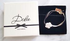 Dolce by Dolce & Gabbana Charm Flower Bracelet NIB