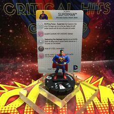 DC Heroclix SUPERMAN 001 World's Finest NM!