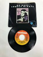 Paul McCartney - No More Lonely Nights 1984 - 7'' Single 45 Record