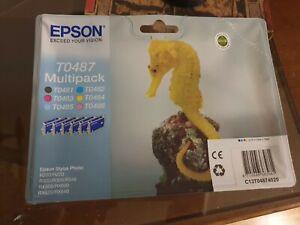 Epson T0487 Multipack da Cartuccia a Getto D'inchiostro