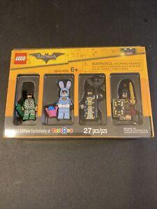 LEGO Toys R Us Bricktober 2017 - BATMAN MOVIE - RETIRED! NEW! RARE FREE SHIPPING