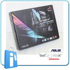 Placa base ATX Z270 ASUS ROG STRIX Z270F GAMING Socket 1151 con Accesorios