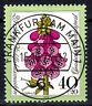 819 Vollstempel gestempelt EST Ersttag mit Gummi BRD Bund Deutschland 1974