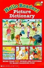 Hello Reader! Picture Dictionary [level 2] , Staff