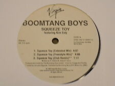 "BOOMTANG BOYS Squeeze Toy /Popcorn 12"" promo feat. KIM ESTY EX"