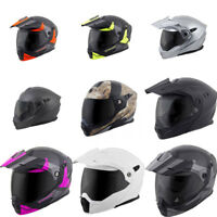 2019 Scorpion EXO-AT950 Full Face Modular Motorcycle Helmet - Pick Size & Color