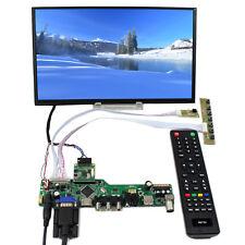 "TV HDMI VGA AV USB LCD Controller Board 11.6""  M116X40 1920x1080 IPS LCD Screen"