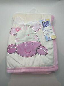 baby blanket comforter wrap toy childrens velour plush gift newborn girl rug