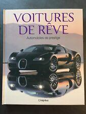 Voitures de rêves Aston, Bugatti, Jaguar, Porsche BMW Ferrari Lamborghini