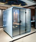 Soundproof Portable Office Cabin Booth  Meeting Acoustic Recording Study