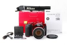 Nikon Coolpix B700 20.2MP Compact Digital Camera Red Excellent+++++ w/Box Japan