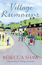 Village Rumours (Turnham Malpas 18) by Shaw, Rebecca | Paperback Book | 97814091
