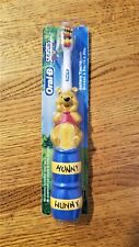 Oral-B Stages Power Battery Toothbrush Disney WINNIE THE POOH