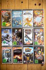 PSP Spielesammlung, 12 Titel