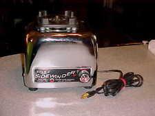 Vintage Stainless Steel Vitamix VITA MIX Side Winder BASE ONLY