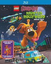 LEGO Scooby-Doo!: Haunted Hollywood (Includes LEGO Minifigure) [2016] (Blu-ray)