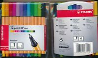 Stabilo 1-piece of 12 point 88 Mini Fineliner 0.4 mm NEW made in Germany