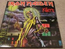 IRON MAIDEN - KILLERS - NEW