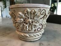 Vintage Mid Century Italian Modern Ceramic Planter