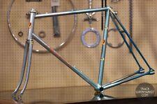 Nagasawa 57 cm Track Frame - NJS Keirin - Pista Fixed Gear - Brakes-ready - RARE