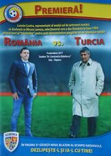 Programa ls 9.11.2017 Romania rumania-Turkey turquía Turcia