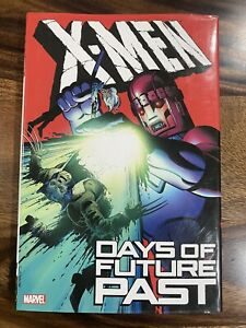 X-Men Days of Future Past by Walter Simonson & Chris Claremont 2014 Hardcover
