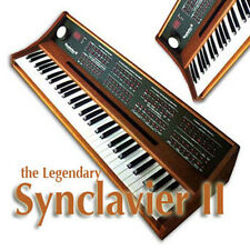 SYNCLAVIER II UNIQUE Perfect WAVE/NKI Multi-Layer Studio Samples Library on 2DVD