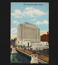1949 Daily News Building Chicago to Philadelphia PA.