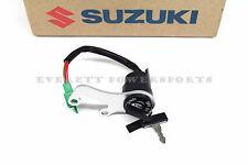 New Genuine Suzuki Ignition Key Switch Set 2007-2016 DRZ400 SM DRZ 400 OEM #V20