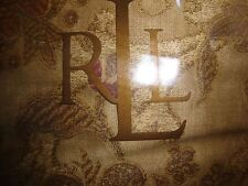 New Ralph Lauren Venetian Court Neutral Queen Bed Skirt