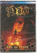 DIO EVIL OR DEVINE LIVE IN NEW YORK CITY DVD