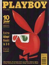 Dutch Playboy Magazine 1993-05 Kelley Janssen, Claudia Koll ...
