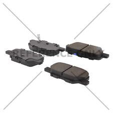 Disc Brake Pad-C-TEK Metallic Brake Pads Rear Centric 102.16790