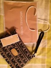 Michael Kors Leather Clutch Handbags