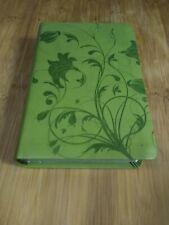 NIV Zondervan Compact Pocket Bible Kiwi Green Italian Duo Tone Compare At $36+